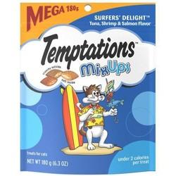 Temptations MixUps Treats for Cats Surfer's Delight Flavor - 6.3oz