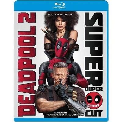 Deadpool 2 - Super Duper Cut (Blu-ray + Digital)