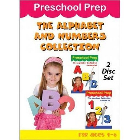 PP:ALPHABET AND NUMBERS (DVD) - image 1 of 1