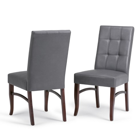 Hawthorne Deluxe Dining Chair Set of 2 - Wyndenhall - image 1 of 4