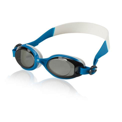 Speedo Adult Hydrofusion Goggle - Black/Blue - image 1 of 1