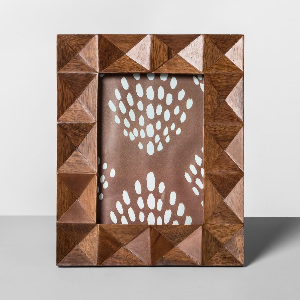 Dimensional Wood Frame 5