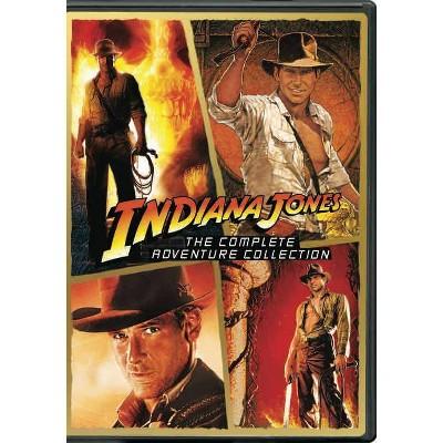 Indiana Jones: The Adventure Collection (DVD)