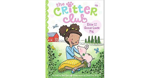 Ellie and the Good-Luck Pig (Paperback) (Callie Barkley) - image 1 of 1