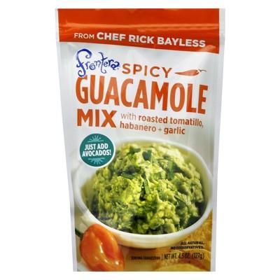 Frontera Spicy Gluten-Free Guacamole Mix - 4.5oz