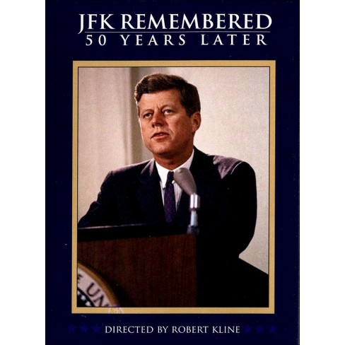 JFK Remembered: 50 Years Later (DVD) - image 1 of 1