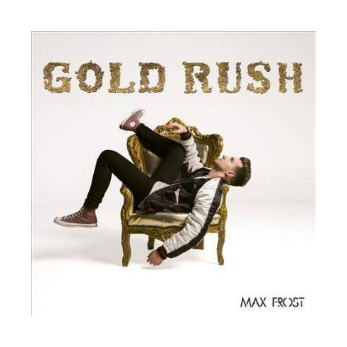 Max Frost - Gold Rush (Vinyl) - image 1 of 1