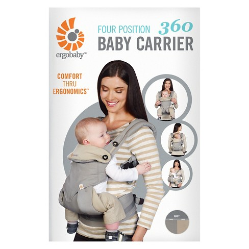 Ergobaby 360 All Carry Positions Ergonomic Baby Target
