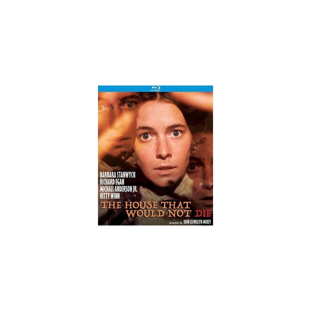 House That Would Not Die (Blu-ray)