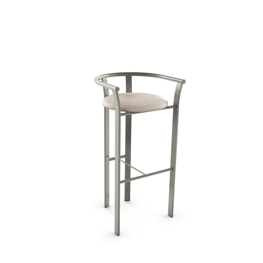 26 Amisco Lolo Counter Stool Beige