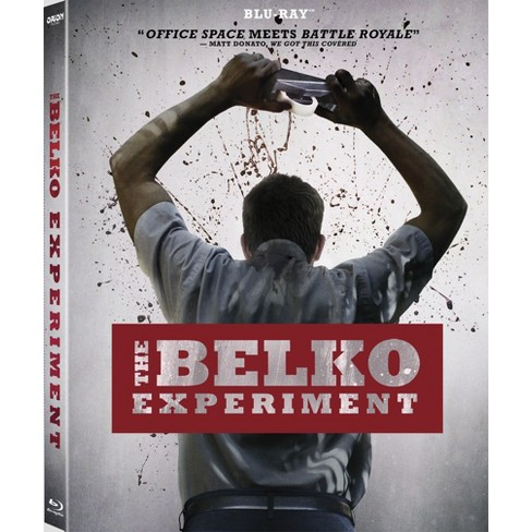 The Belko Experiment (Blu-ray) - image 1 of 1