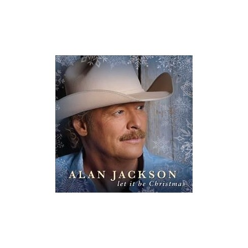 about this item - Alan Jackson Christmas