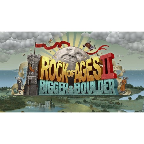 Rock of Ages 2: Bigger & Boulder - Nintendo Switch (Digital) - image 1 of 4