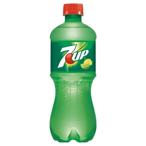 7up 20 fl oz bottle target