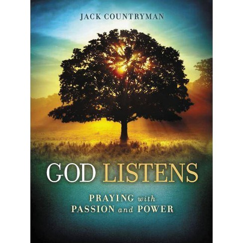 God Listens - by  Jack Countryman (Hardcover) - image 1 of 1