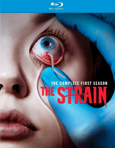 The Strain: The Complete First Season (3 Discs) (Blu-ray) - image 1 of 1