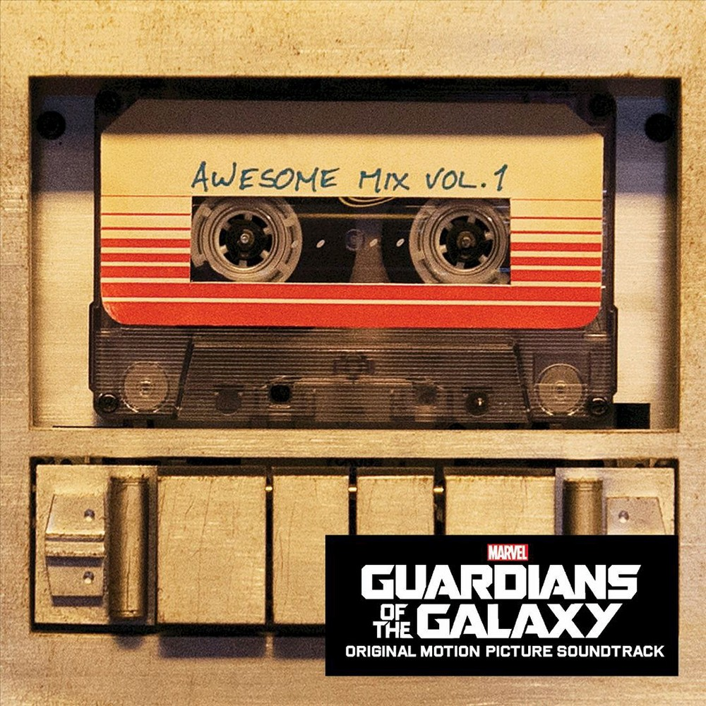 Various Artists - Guardians of the Galaxy: Awesome Mix, Vol. 1 (CD)