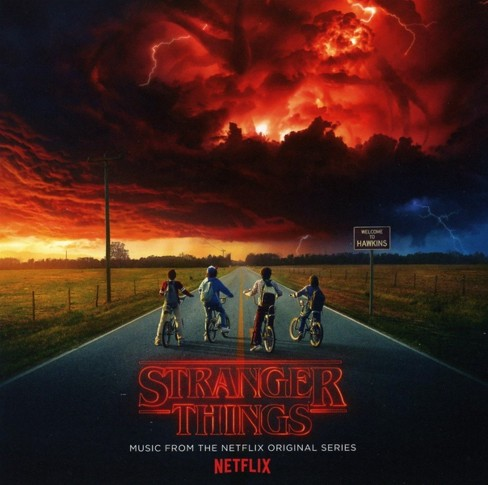 Various Artists - Stranger Things Soundtrack Vol 1 (Vinyl) - image 1 of 1