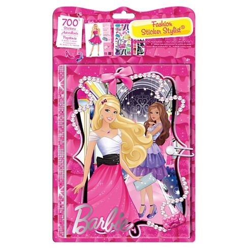 Barbie Sticker Stylist - image 1 of 1