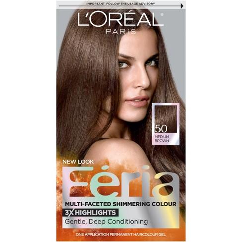 L Oréal Paris Feria Permanent Hair Color