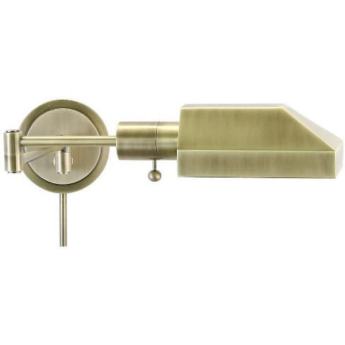 House of Troy WS12-J Swing Arm Wall Sconce from the Vision Lamps Collection - image 1 of 1