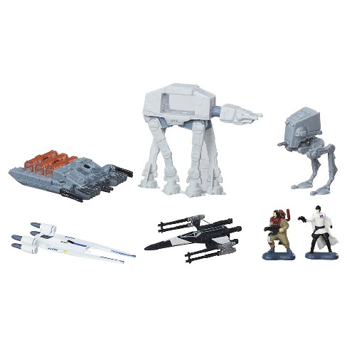 Star Wars: Rogue One Fight the Imperial Might Micro Machines Deluxe Vehicle Pack - image 1 of 2