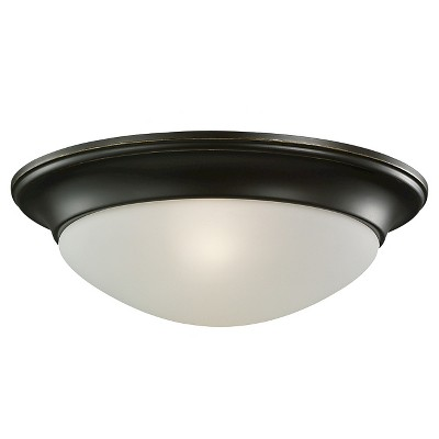 Sea Gull Lighting One Light Ceiling Fixture - Heirloom