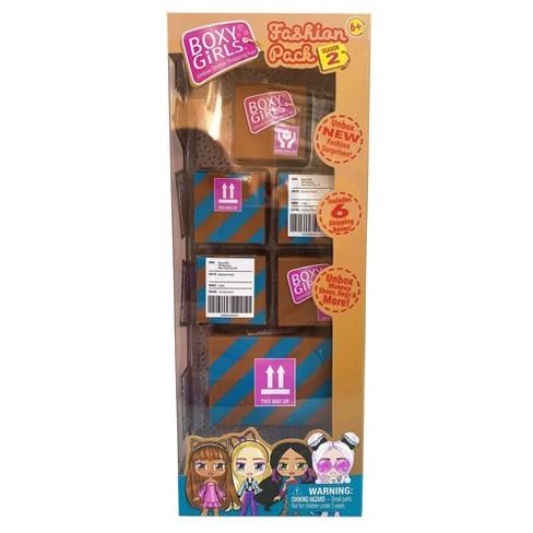 Boxy Girls Season 2 Fashion Pack - image 1 of 1