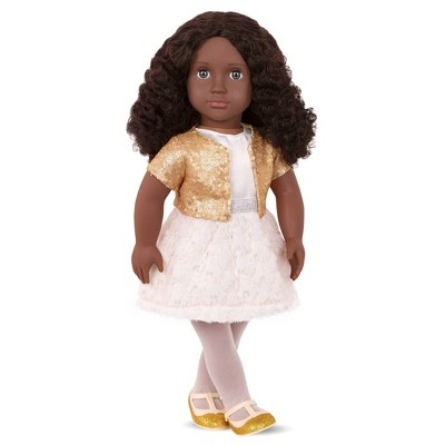 "Our Generation 18"" Holiday Doll - Haven"