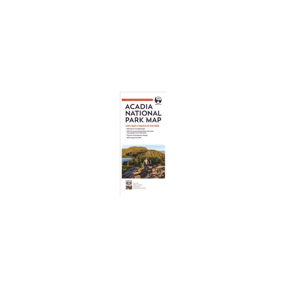 Acadia National Park - (Paperback)