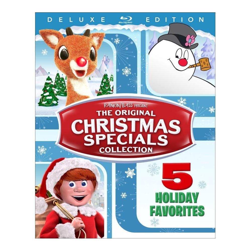 The Original Christmas Specials Collection (The Grinch Fandango Cash) (Blu-Ray)