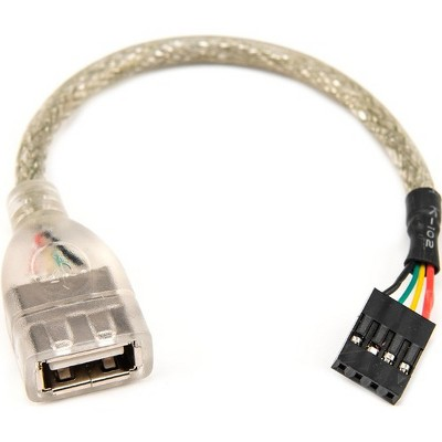 USB 3.0 20-Pin Male To USB 2.0 9-Pin Motherboard Header Female Adapter Cable B1