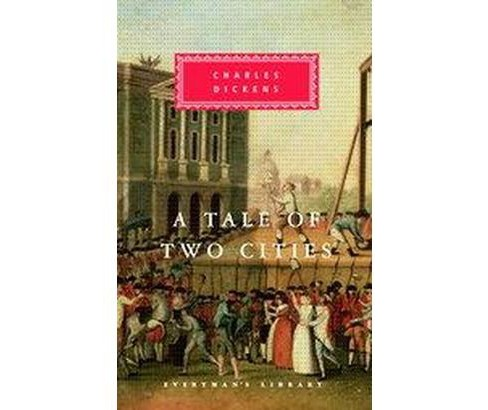 Tale of Two Cities (Hardcover) (Charles Dickens) - image 1 of 1