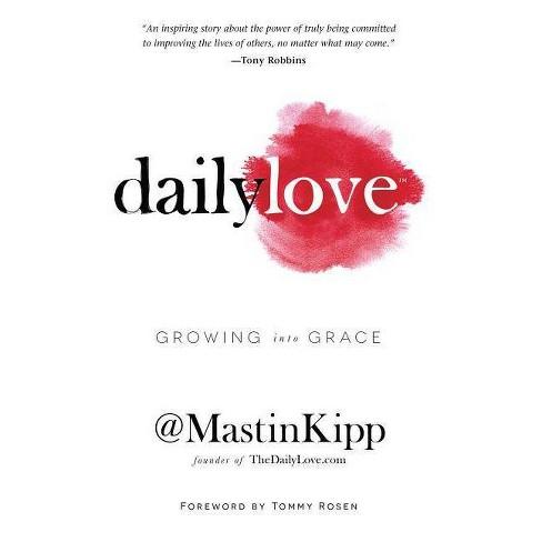 Daily Love - by  Mastin Kipp (Paperback) - image 1 of 1