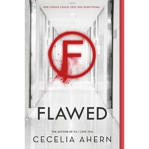 Flawed - by  Cecelia Ahern (Paperback) - image 1 of 1