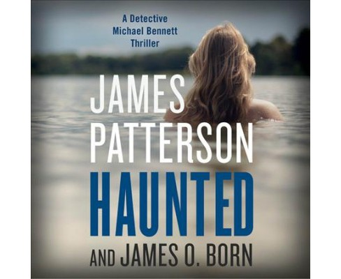 Haunted (MP3-CD) (James Patterson & James O. Born) - image 1 of 1