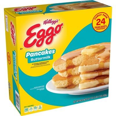 Eggo Frozen Buttermilk Pancakes - 32.7oz/24ct