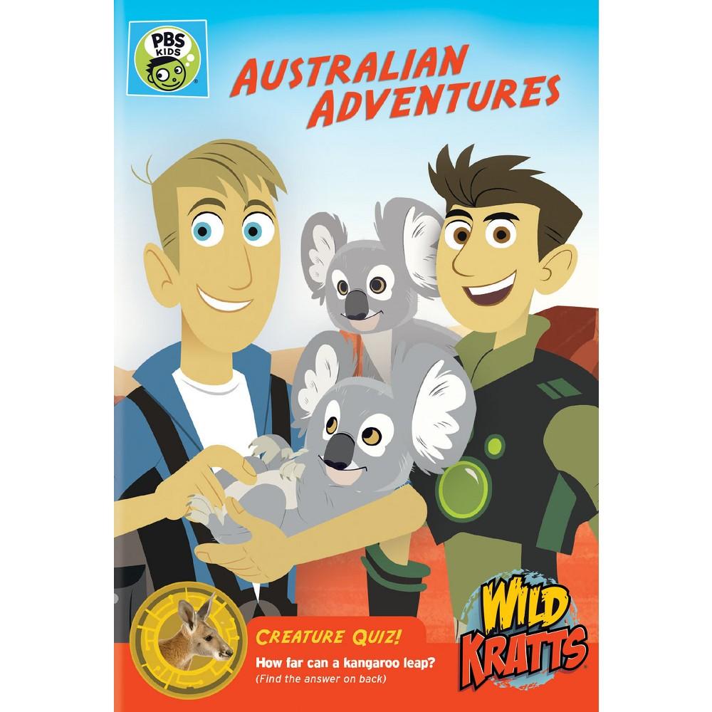 Wild Kratts:Australian Adventures (Dvd)