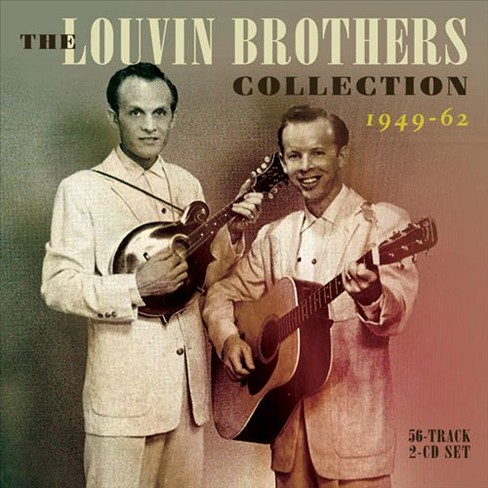 Louvin brothers - Louvin brothers collection:49-62 (CD) - image 1 of 1