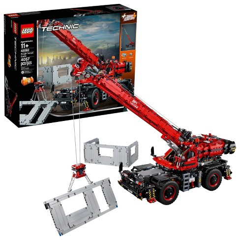 lego technic rough terrain crane 42082 target. Black Bedroom Furniture Sets. Home Design Ideas