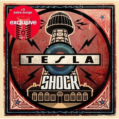 Tesla - Shock (Target Exclusive, CD)