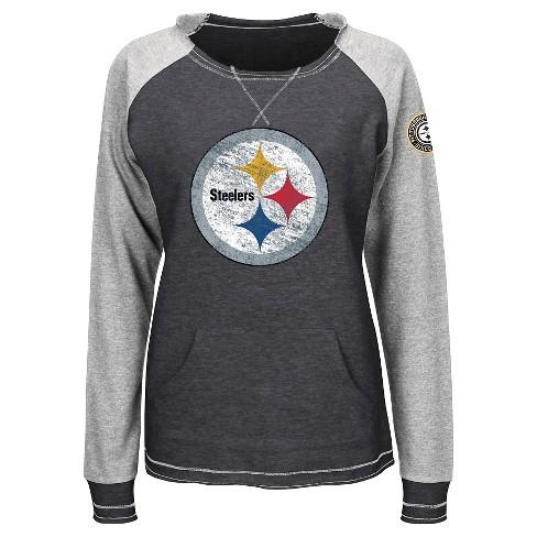 Pittsburgh Steelers Women's Activewear Sweatshirt XXL - image 1 of 1