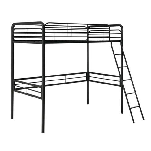 Metal Loft Bed - Room & Joy - image 1 of 4