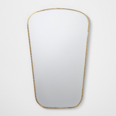 Tapered Mirror Gold - Hearth & Hand™ with Magnolia