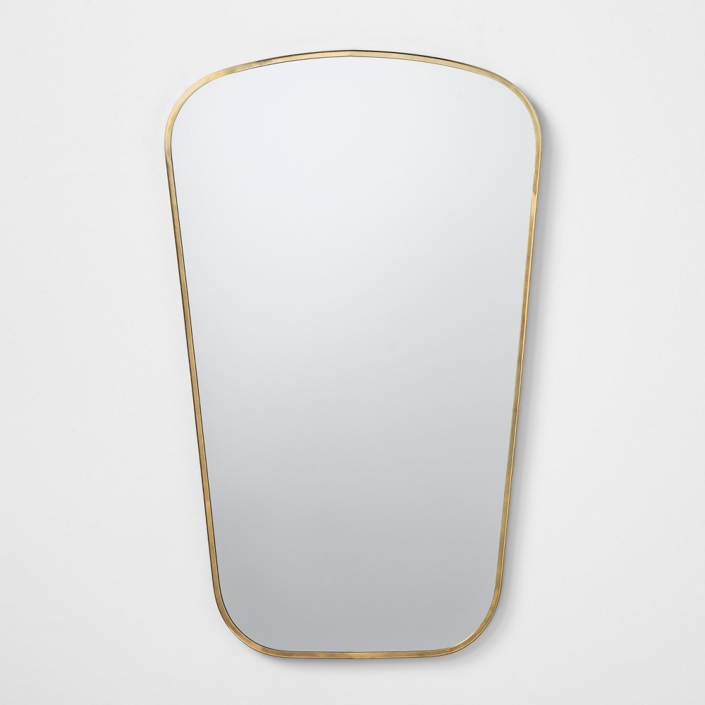 Tapered Mirror Gold - Hearth & Hand with Magnolia