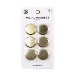 Ubrands Fashion Magnets - 6ct