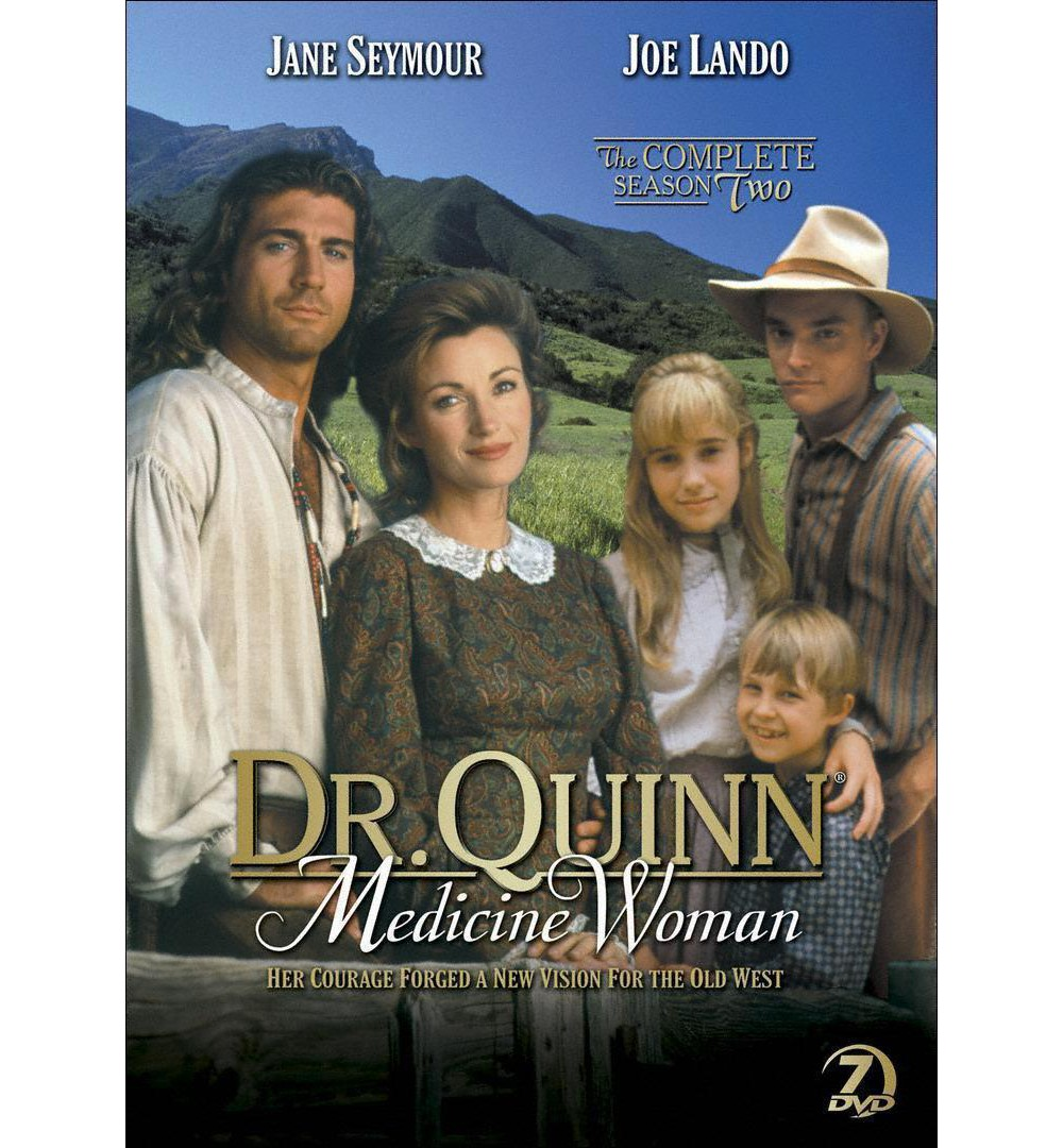 Anderson Dr. Quinn, Medicine Woman: Complete Season 2 [7 ...