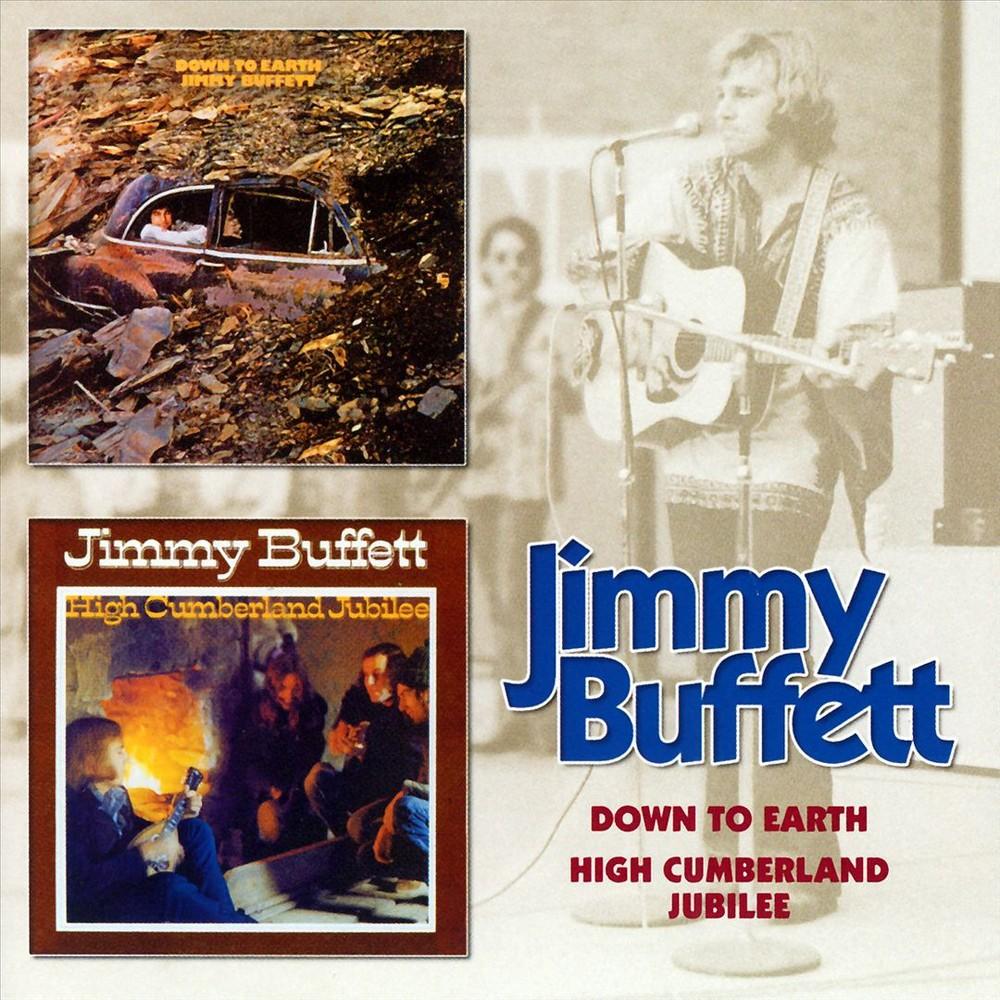 Jimmy buffett - Down to earth/High cumberland jubilee (CD)