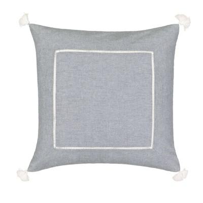 Jillian Geo Jacquard Throw Pillow 20x20