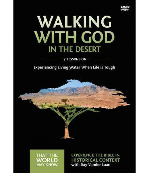 Walking With God in the Desert : Experiencing Living Water When Life Is Tough (Hardcover) (Ray Vander - image 1 of 1